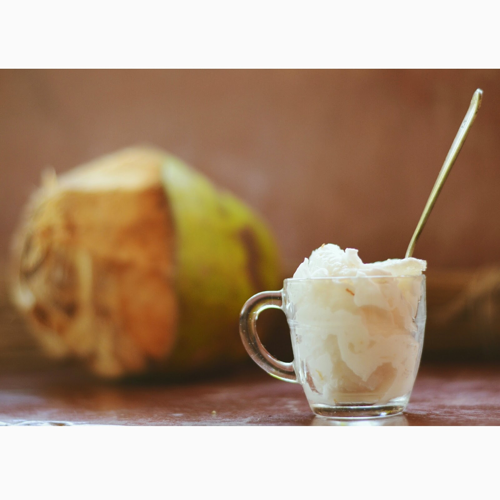 coconut, tender coconut, clean eats, fresh, produce, goa, food, nature, natural, decor, cutlery