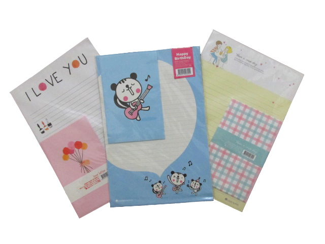 cute letter set from nt-tree