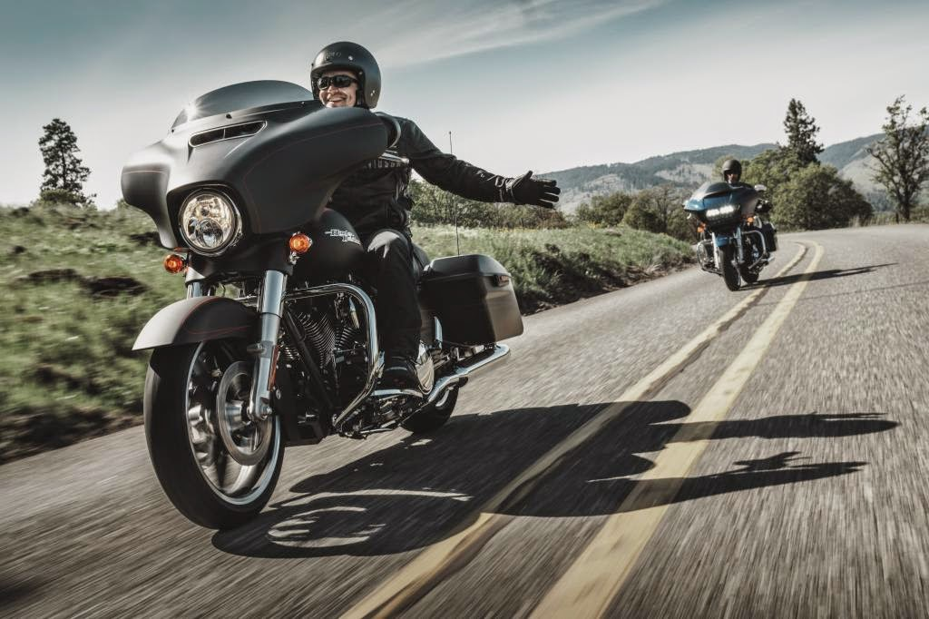 Flies in your Teeth: Do Harley-Davidson Riders Secretly Admire ...