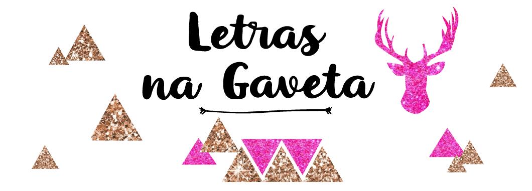 Letras na Gaveta