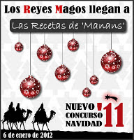 Sorteo Reyes Las Recetas de Manans