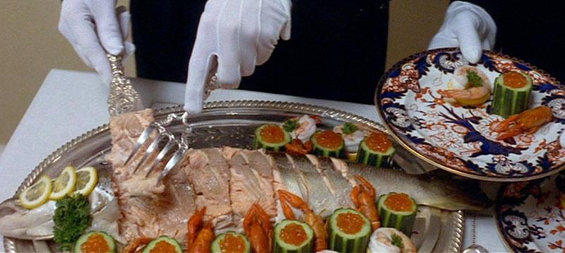 Amor en la mesa el pr ncipe kurakin for Comidas francesas famosas
