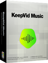 KeepVid Music 8.2.3.1 poster box cover