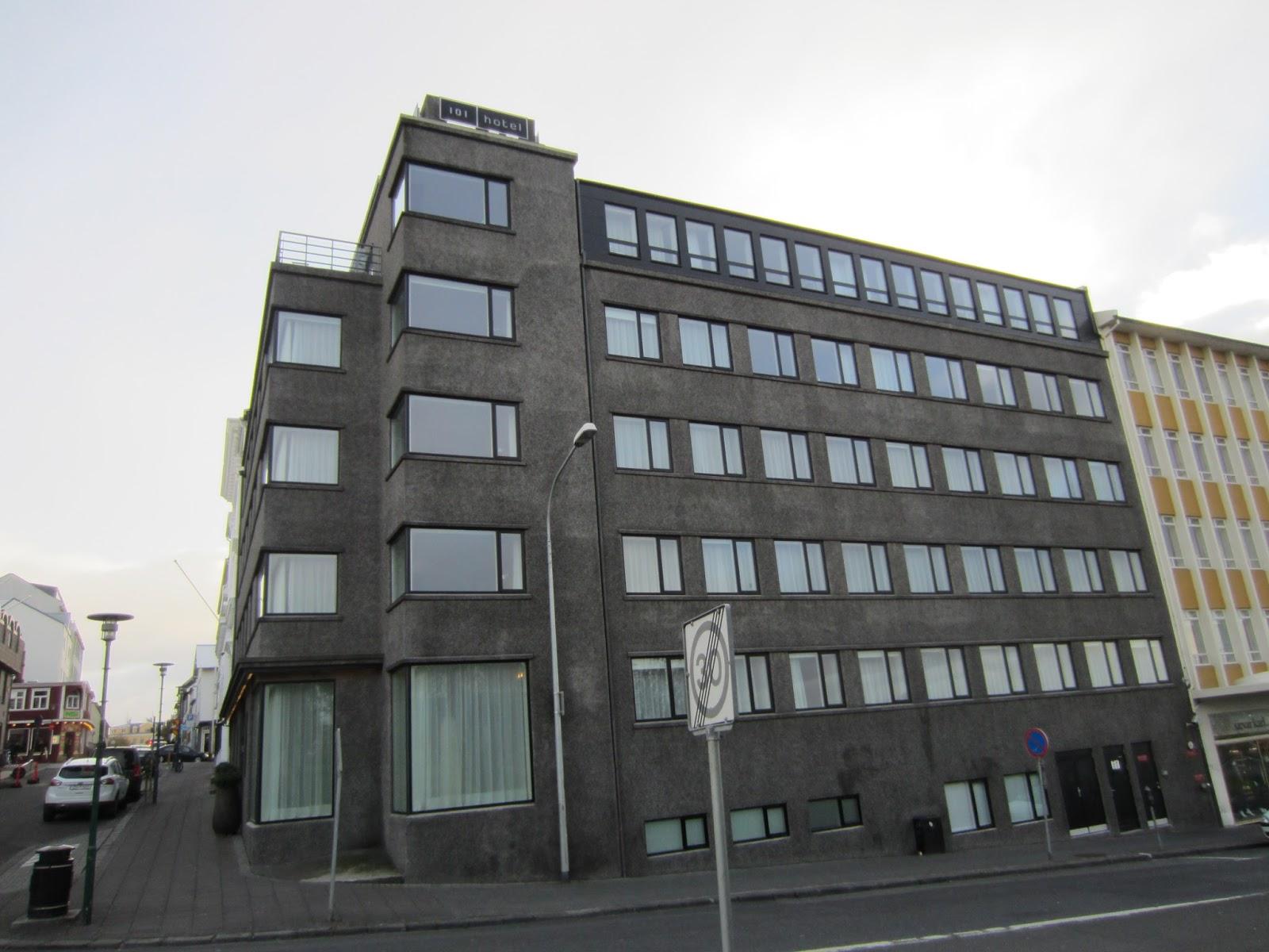 101 hotel reykjavik