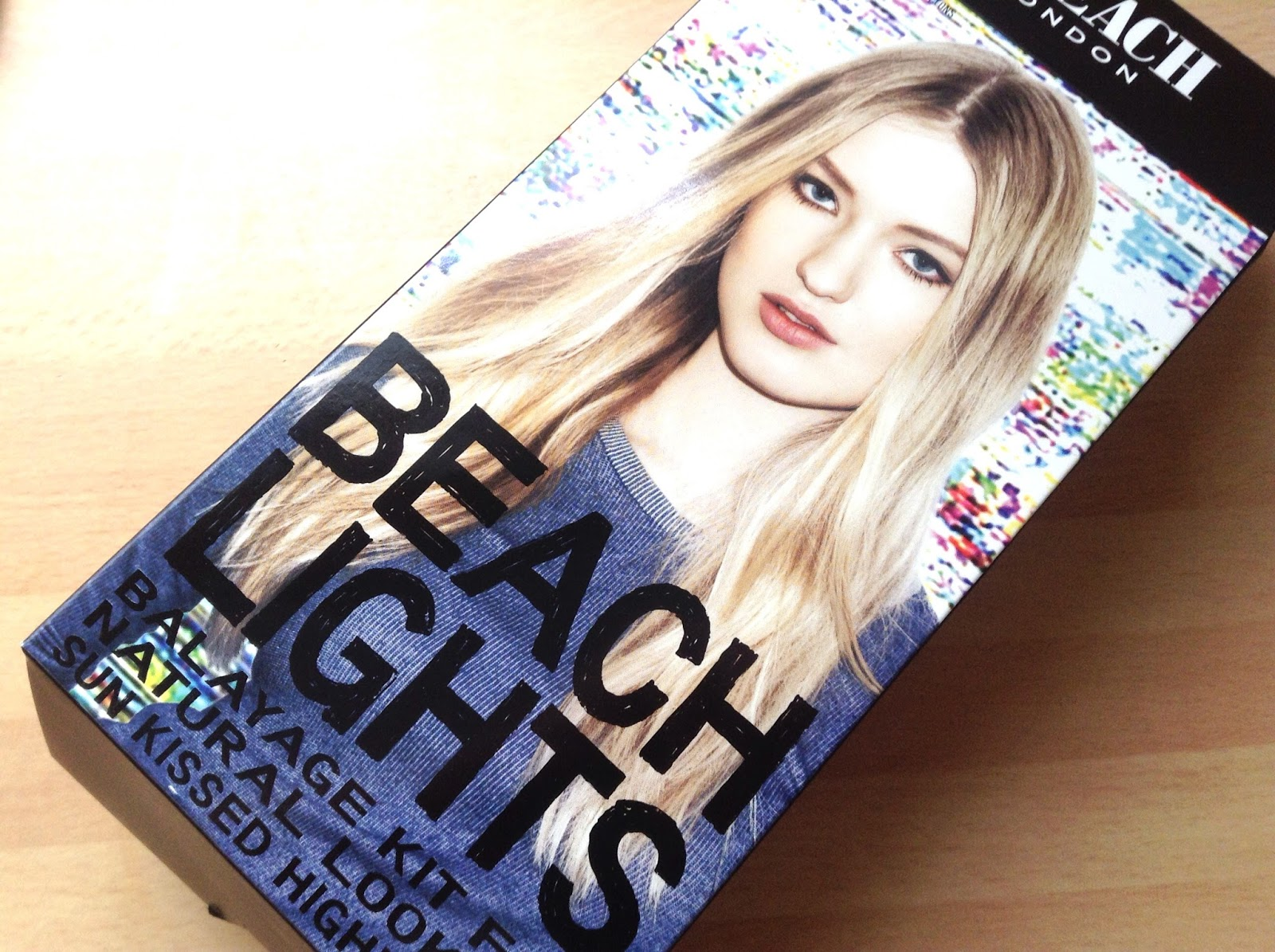 Bleach London Balayage Beach Lights Kit Review  Results.