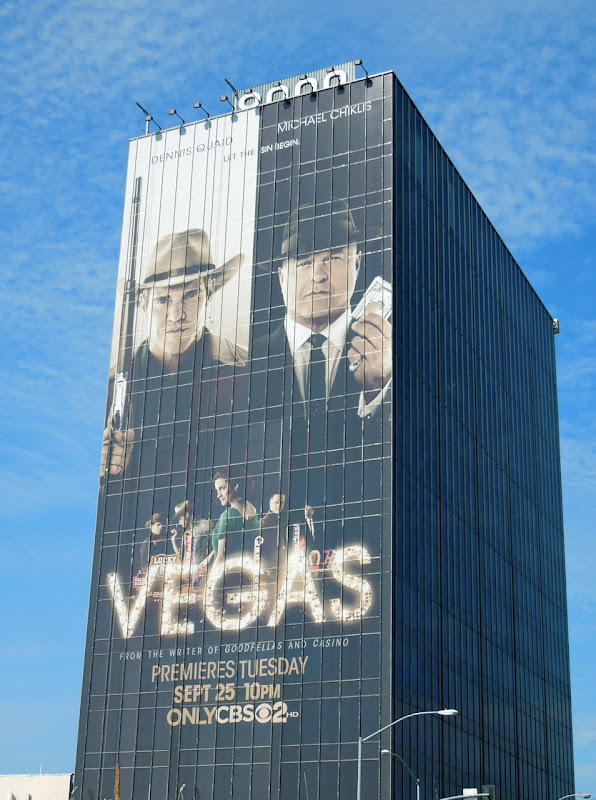 Giant Vegas billboard