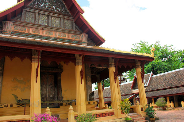 Sisaket Temple de Vientiane (Laos)