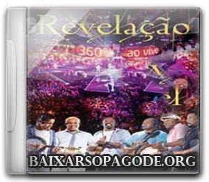 CD Revelação - 360º Ao Vivo (Áudio DVD Completo 2012)