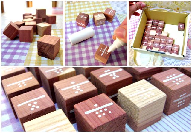 Set per Domino DIY - by Desi - Sfida Ispirato da #10 di Amiche di Scrap: giocattoli