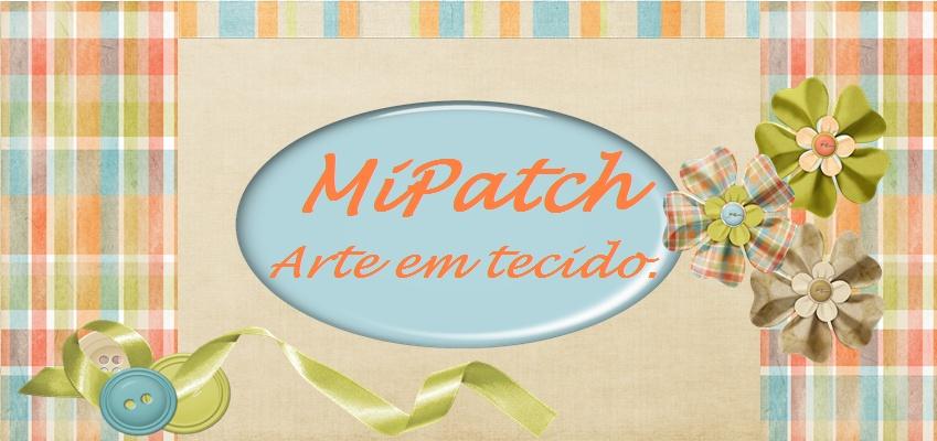 MiPatch-Arte em Tecido