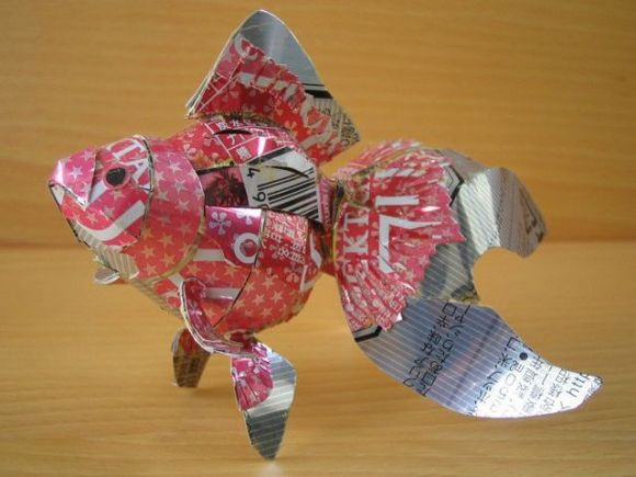 How To Recycle Cool Recycled Soda Can Art