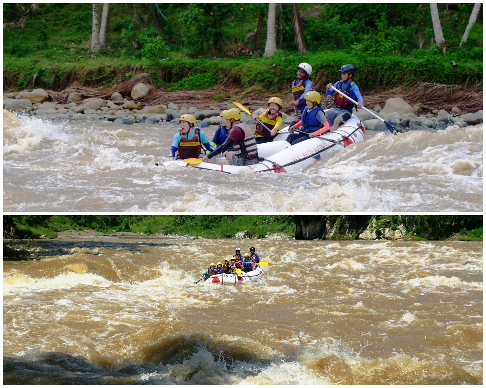 I Never Thought Id Try The River Rafting Did Not Know Where Found Courage To Paddle Forward