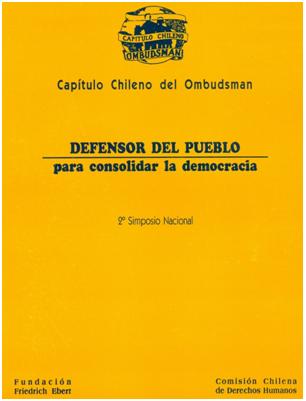 Comision chilena de derechos humanos defensor del pueblo for Oficina del defensor del pueblo