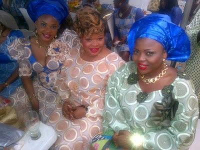 sodiq adebayo salami wedding