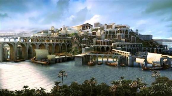 Atlantis Legenda yang Hilang