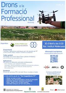Pasó: Drons a la Formació Professional
