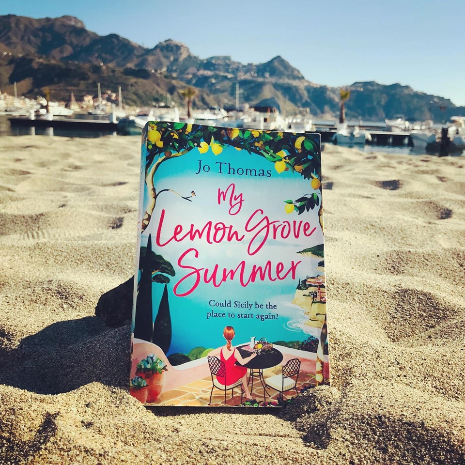 "As Featured in ""My Lemon Grove Summer"" by Jo Thomas"