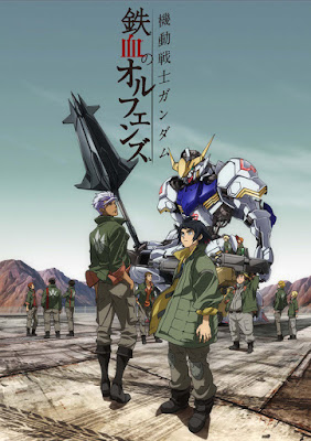 Mobile Suit Gundam: Tekketsu no Orphans - Iron-Blooded