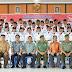34 Pasukan Pengibar Bendera Pusaka Dikukuhkan Oleh Wali Kota Gunungsitoli