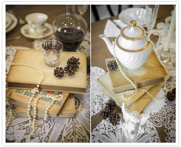 Inspiration Songket Affairs Vintage Weekends Bridal Shower Theme