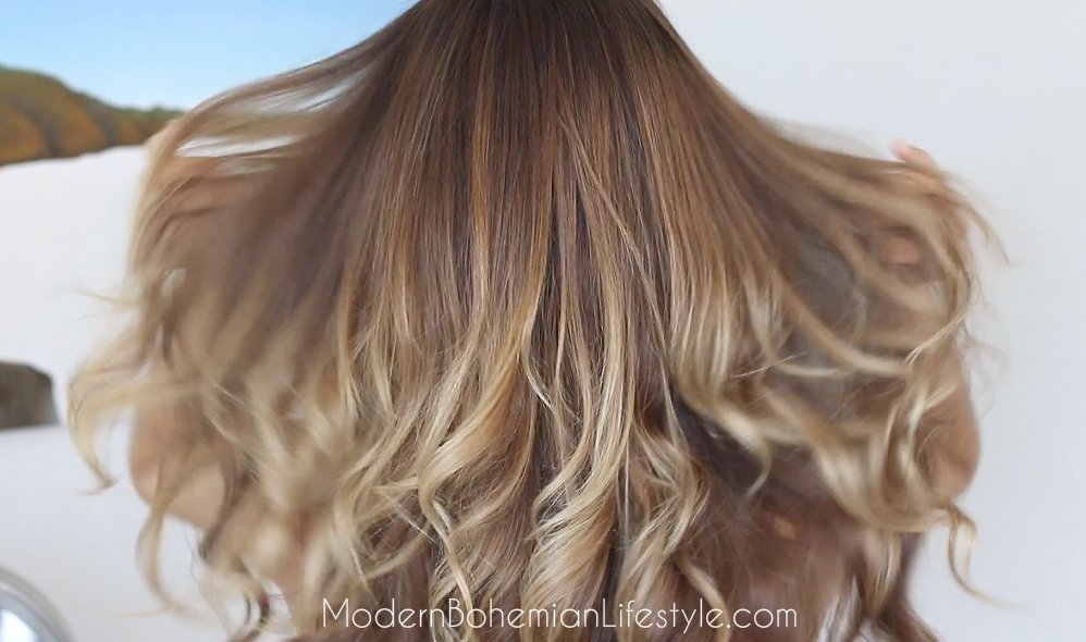 modern bohemian lifestyle how i maintain ombre balayage. Black Bedroom Furniture Sets. Home Design Ideas