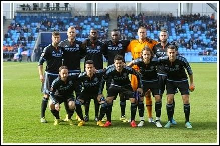 New York City FC 2015-16 Black Away Soccer Jersey