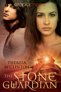 {Book Blast G!veaway} The Stone Guardian by Theresa McClinton