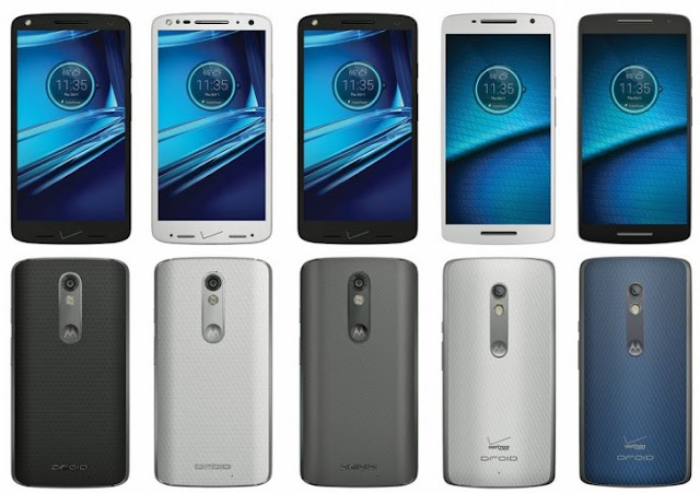 Moto Droid Turbo 2 & Droid Maxx 2 Coming in Online