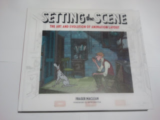 Setting the Scene, un libro sobre layout en 2D y 3D