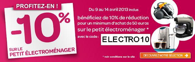 -10% de réduction sur Carrefour.fr