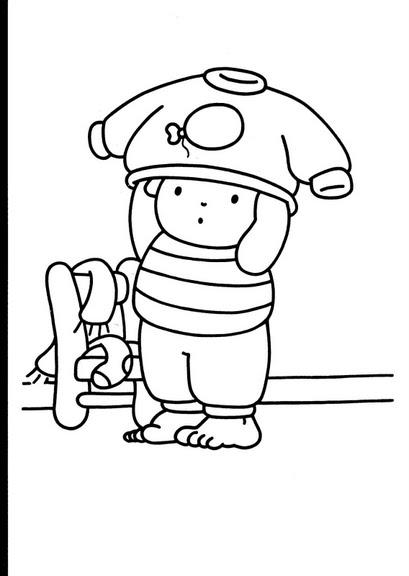 Imagenes de niños cambiandose de ropa para colorear - Imagui
