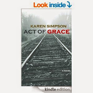 Act of Grace by Karen Simpson