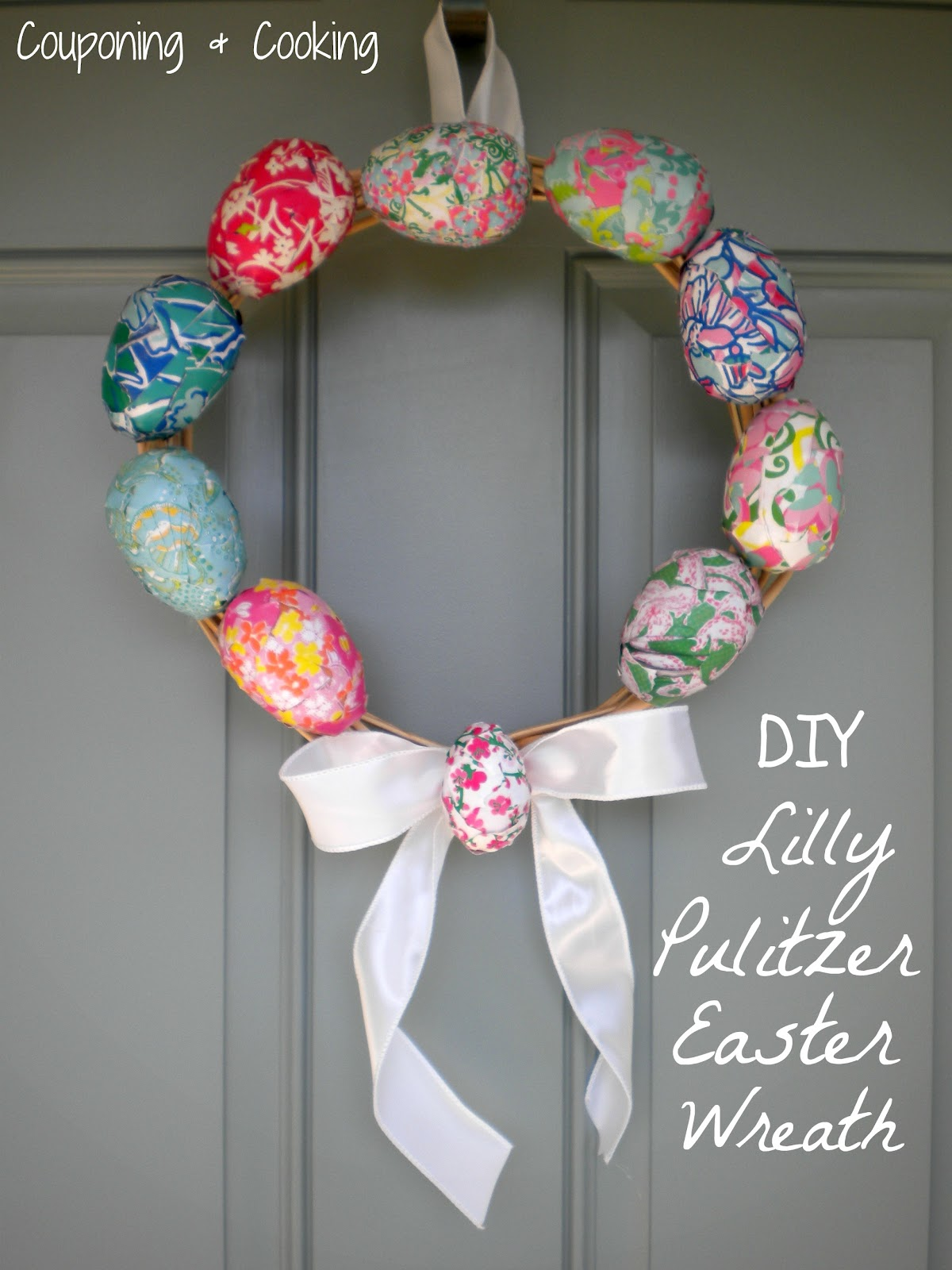 this wreath is a combination of some very common projects cycling around the internet and the world of diy itu0027s kind of a marriage of decoupaged eggs and