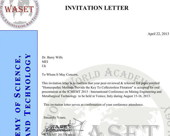 Sample invitation letter youth conference best of 17 great speaker s conference invitation letter stopboris Choice Image