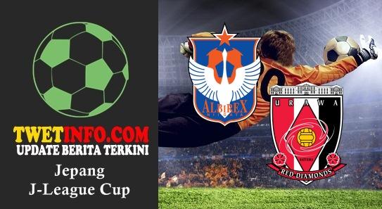 Prediksi Albirex Niigata vs Urawa Reds, JLeague Cup 02-09-2015
