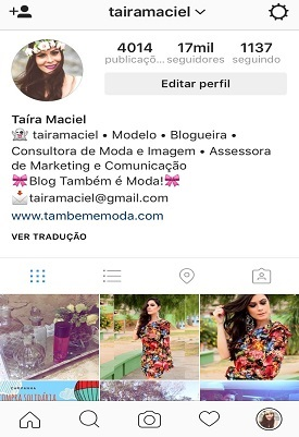 Encontre-nos no Instagram!