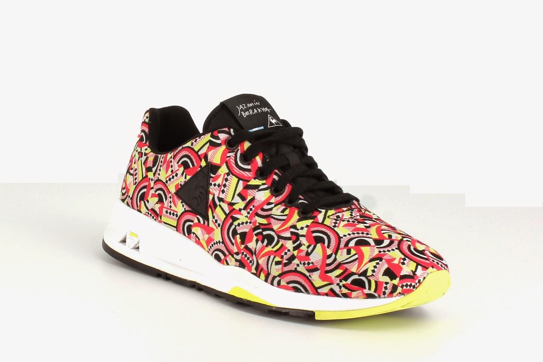 Jazmín Berakha, Le Coq Sportif, sneakers, edición limitada, Eclat, LCS R950, Suits and Shirts,