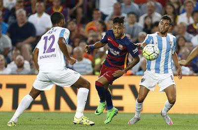 Spanish Football La Liga 2015-2016