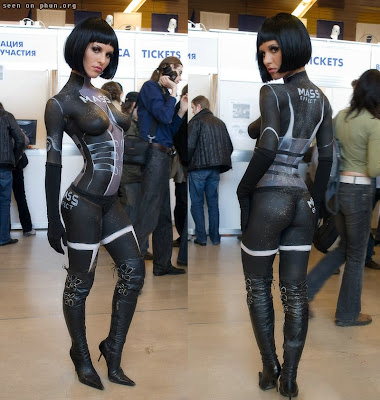 12 mass effect game cosplay
