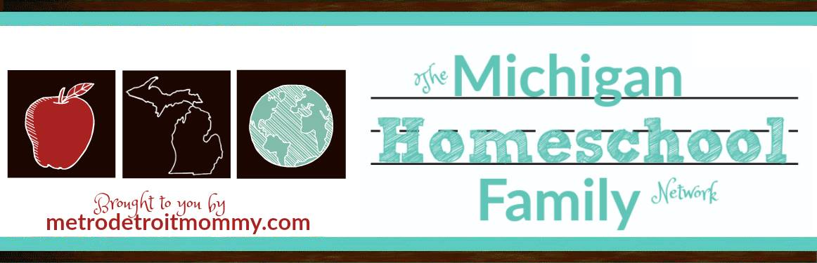 Michigan Homeschool Family
