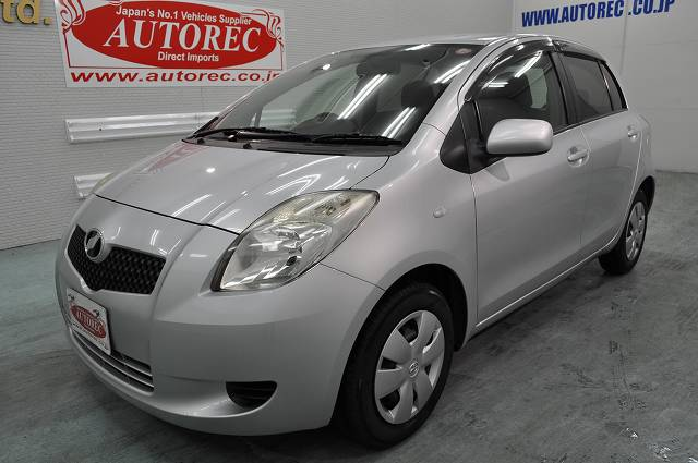 2006 Toyota Vitz For Kenya At Clearance Price Japanese