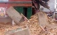 Nepal earth quake 25-04-2015