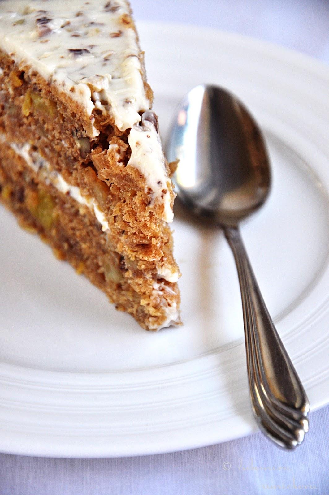 Gluten Free Hummingbird Cake