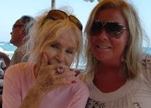 Lunsj hos Edna i St.Tropez.
