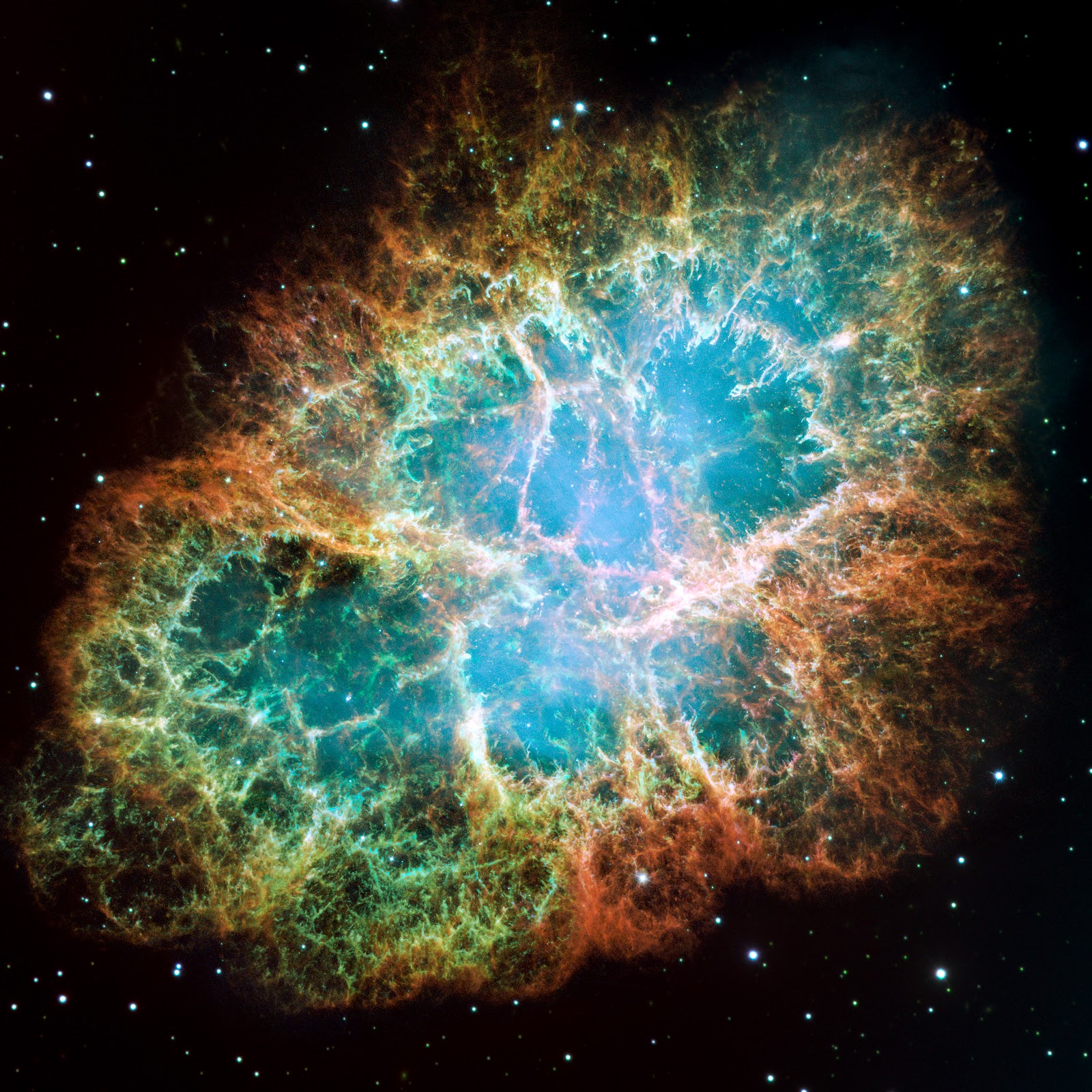 Crab nebula nasa goddard space flight center