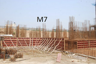 Amrapali Kings Wood :: Construction Update M7