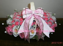 CHOC BASKET BOUQUET ROSE