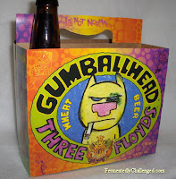 Gumballhead packaging