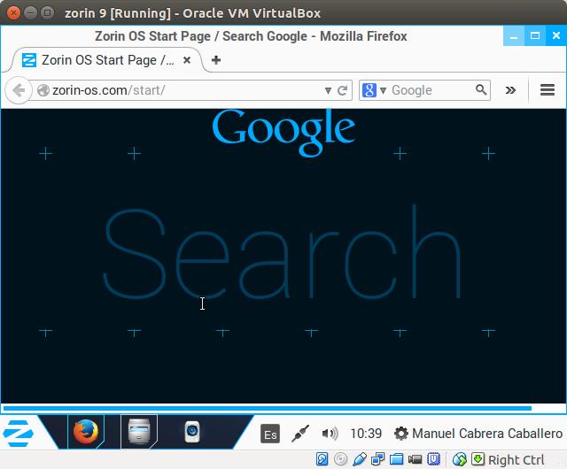 DriveMeca instalando Zorin OS 9 paso a paso