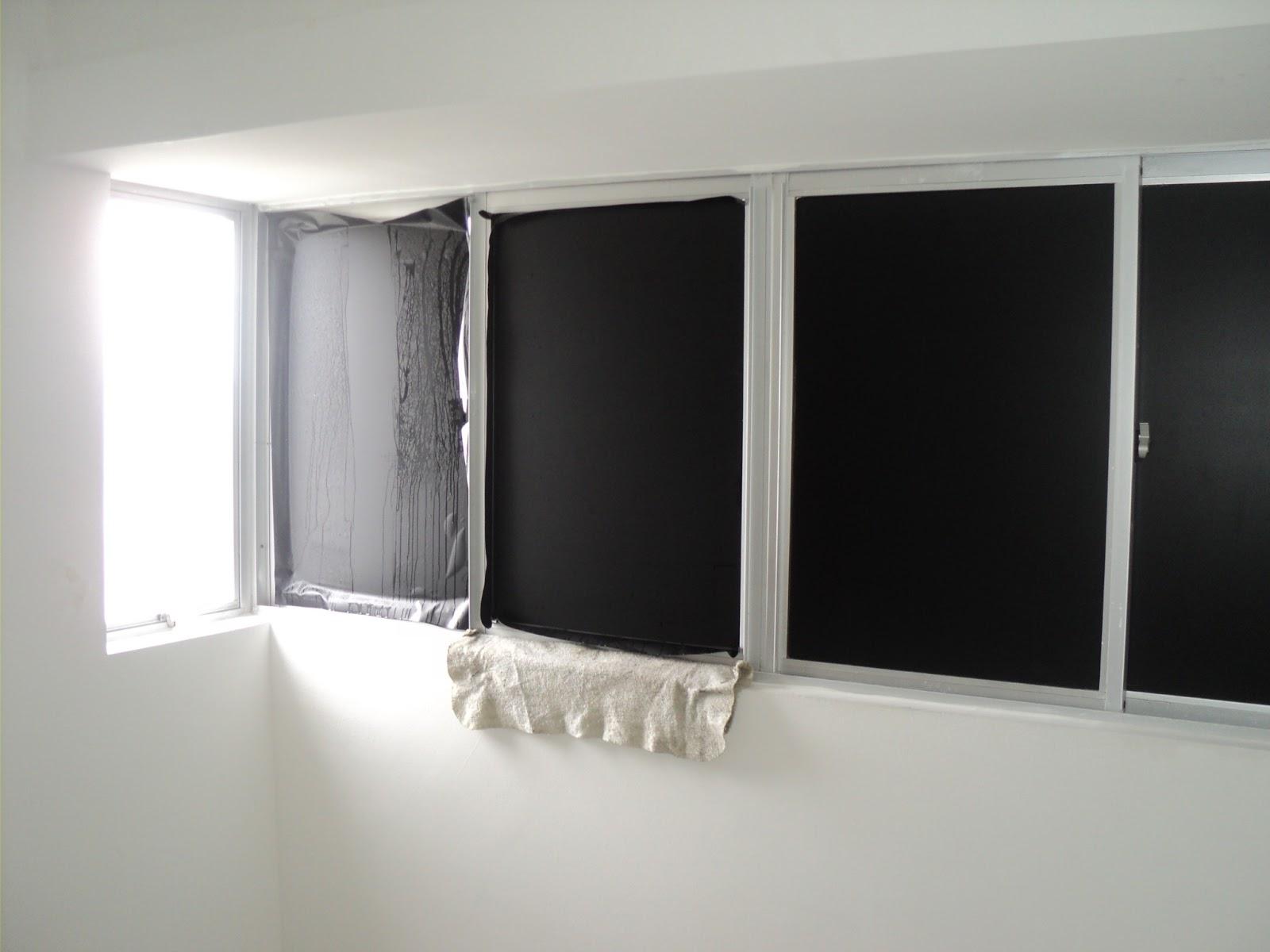 #6E695D  : Adesivo preto fosco em janelas em Recife e Região Metropolitana 3504 Adesivo De Vinil Para Janela